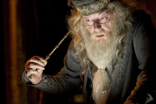 Dumbledore was a manipulative bastard and you should be for Albus dumbledore wand