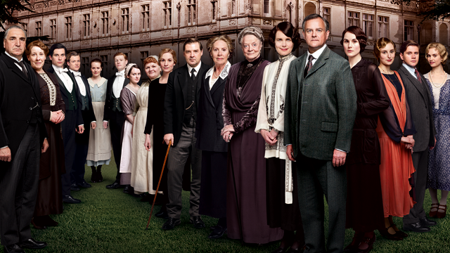 downtonabbeycast