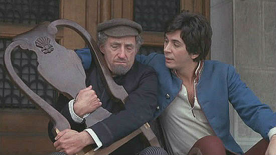 the twelve chairs: mel brooks' unique spin on russian literature