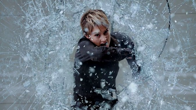 Movie Review: The Divergent Series: Insurgent