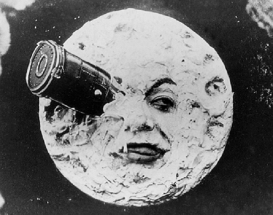 Georges Méliès' A Trip to the Moon is a TotalTrip