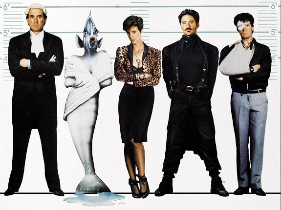 A Fish Called Wanda: an English/American Love/HateStory