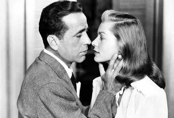 Lauren Bacall's Bold Venture with Bogart on the Radio