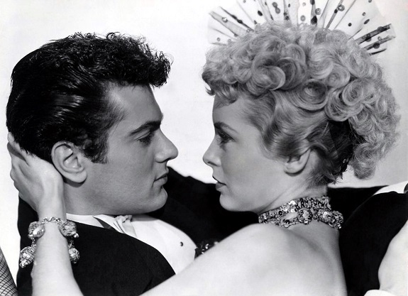 Tony Curtis & Janet Leigh - Houdini - 1953. Restored by jane for Doctor Macro's High Quality Movie Scans website: http://www.doctormacro.com. Enjoy!