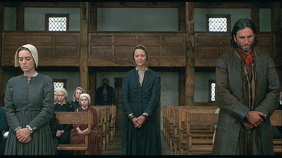 interview with elizabeth proctor First the bible specifies the existence of witches so if john proctor does not  believe in  hale is there to interview the proctors because elizabeth's name  was.