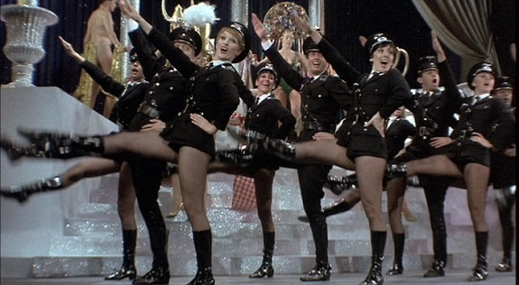 Image result for springtime for hitler number in the producers 1967