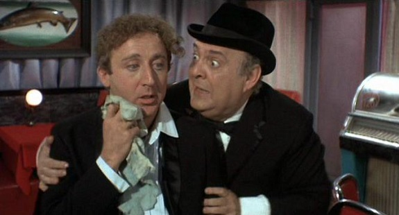 Image result for photo of mel brooks' the producers