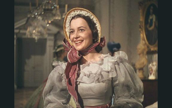 The Olivia De Havilland Centenary Blogathon: Melanie Wilkes ...