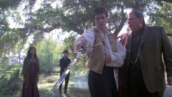 Firefly is a Sci-Fi Western AND a Swashbuckler!