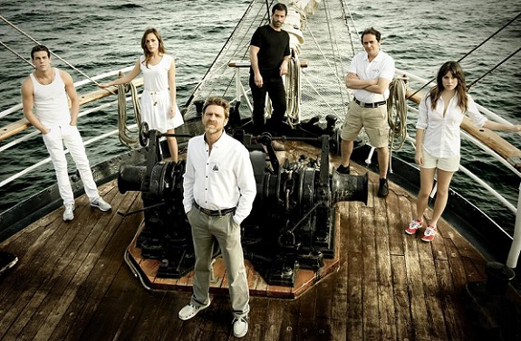 Foreign TV Watch: El Barco (Spain)