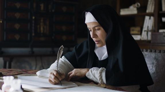 Hollywood's Hispanic Heritage Blogathon: Juana Inés(2016)