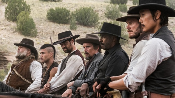 Then & Now Blogathon: The Magnificent Seven (2016)