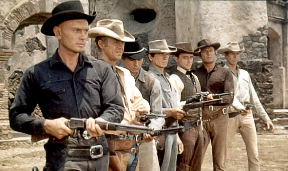 Then & Now Blogathon: The Magnificent Seven (1960)