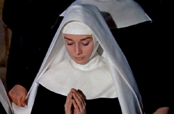 A Woman at War With Herself: The Nun's Story (1959)