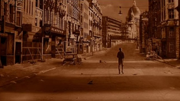 The Day the Earth Caught Fire(1961)