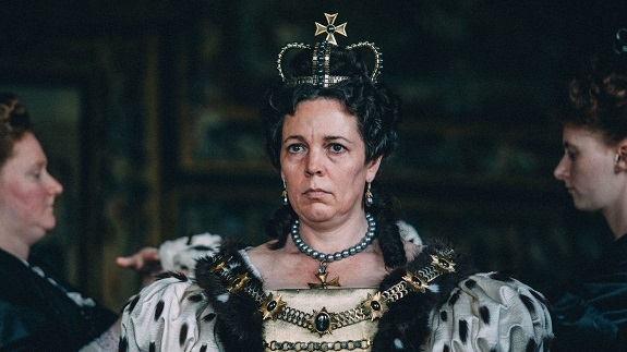 The Favourite: Not Your Mama's Costume Drama